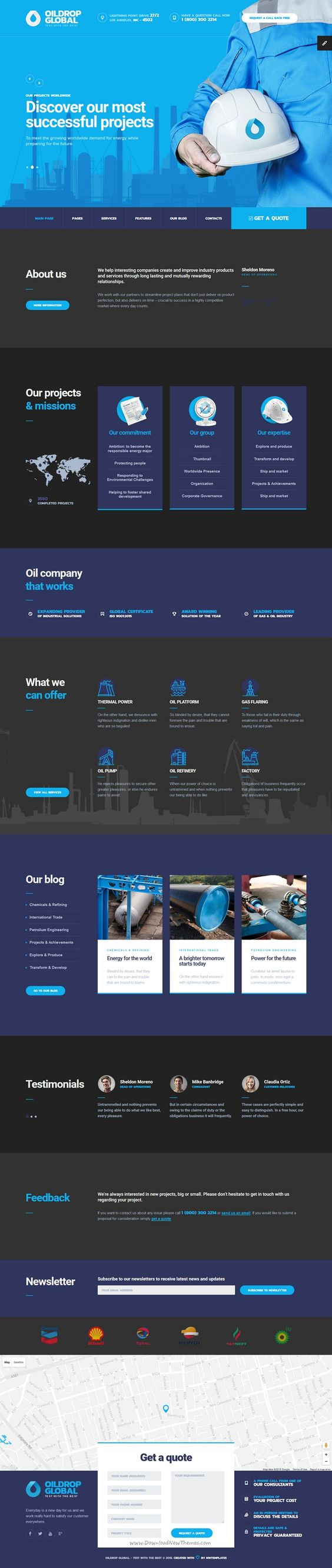 Website Design & Branding for<br> the Construction & Trade Industry