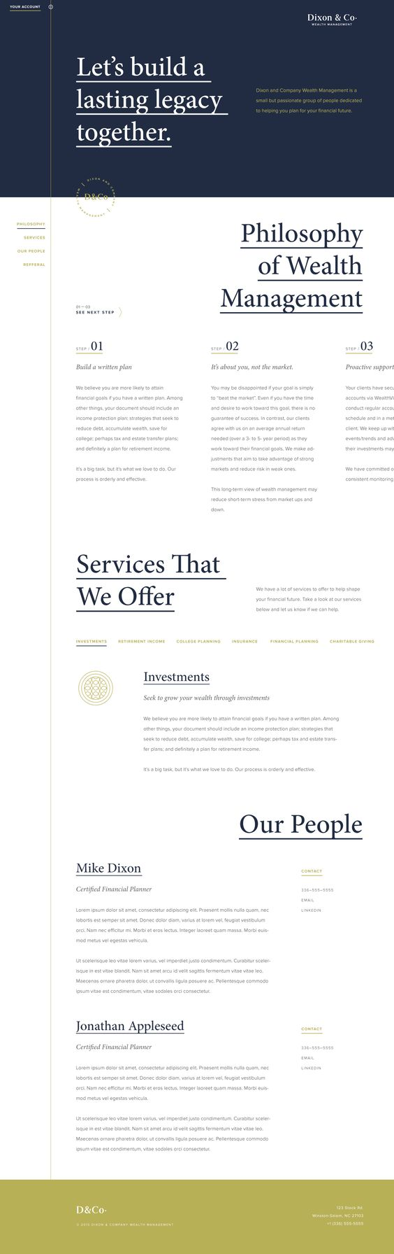 Website Design &#038; Branding for<br> Solicitors &#038; Law